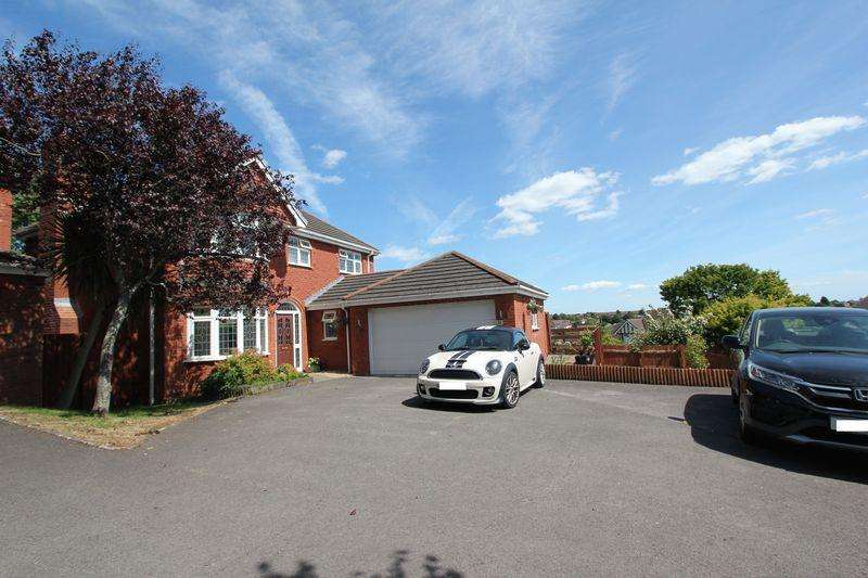 4 Bedrooms Detached House for sale in Blodyn Y Gog, Barry