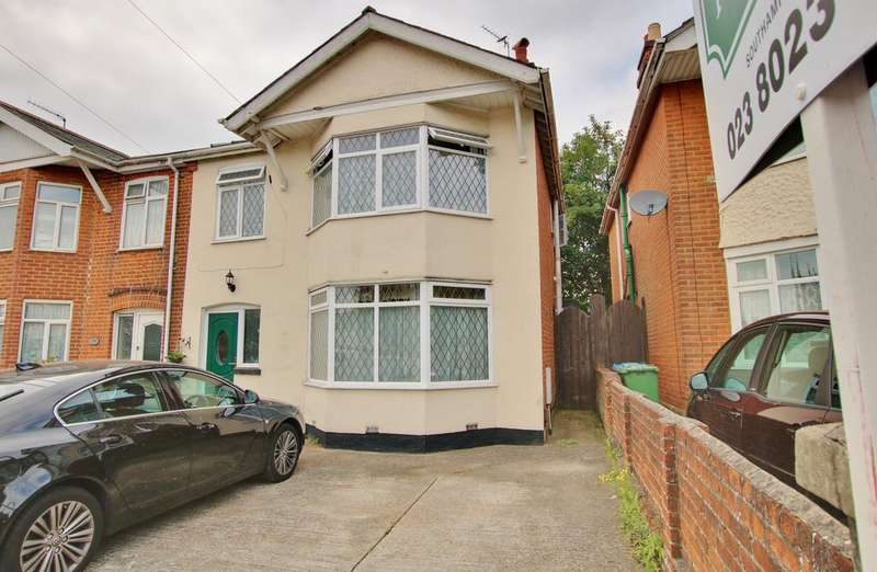 4 Bedrooms Semi Detached House for sale in Shirley, Southampton