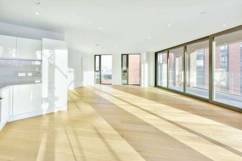 3 Bedrooms Property for sale in Echo Court Royal Wharf