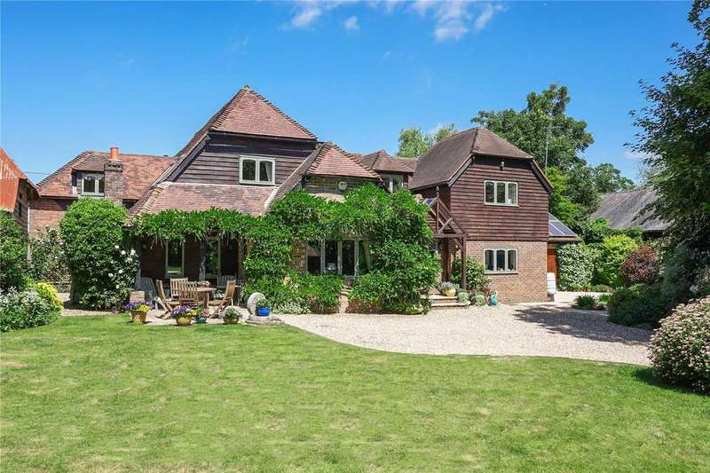 4 Bedrooms Cottage House for sale in Kingsley, Hampshire