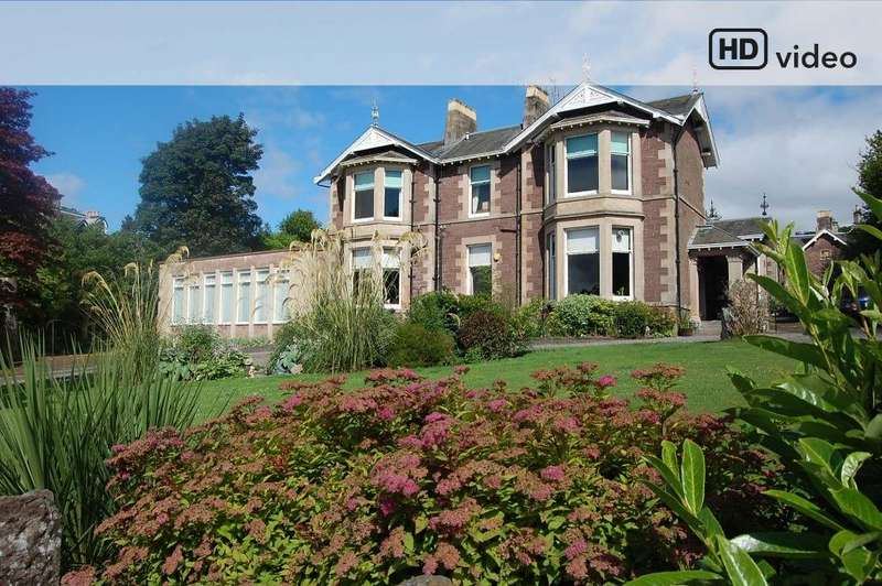 8 Bedrooms Detached House for sale in Arduthie House, Crieff, Perthshire, PH7 3EQ