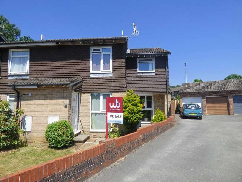 3 Bedrooms Semi Detached House for sale in Meadowsweet Road, Creekmoor