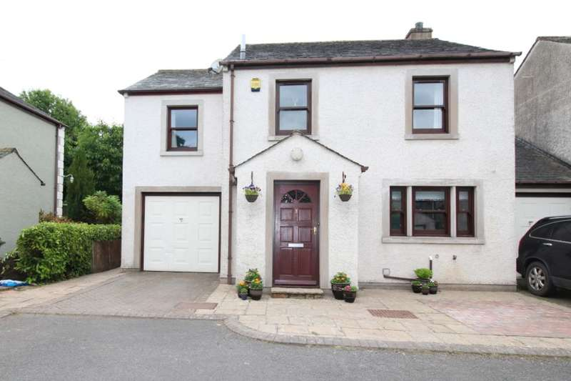 4 Bedrooms Detached House for sale in Hodden Court, Caldbeck, Wigton, CA7