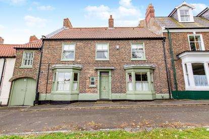 5 Bedrooms Terraced House for sale in The Green, Norton, Stockton On Tees