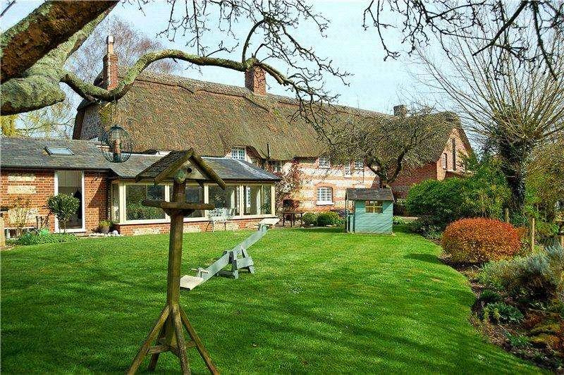 5 Bedrooms House for sale in Tarrant Launceston, Blandford Forum, Dorset