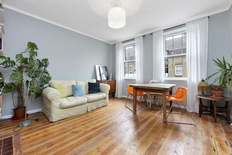 1 Bedroom Apartment Flat for sale in Doddington Grove, Kennington SE17
