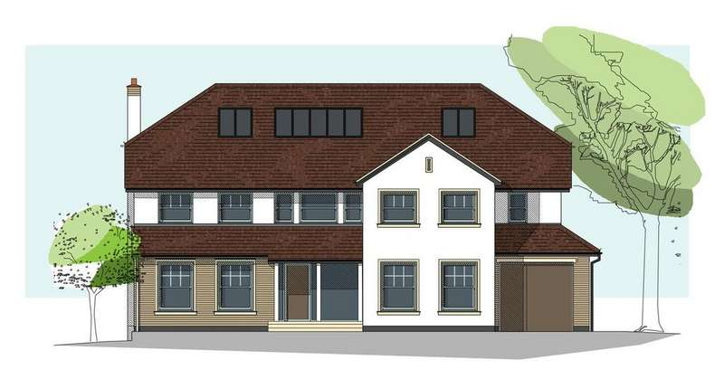 5 Bedrooms Plot Commercial for sale in The Pathway, Radlett