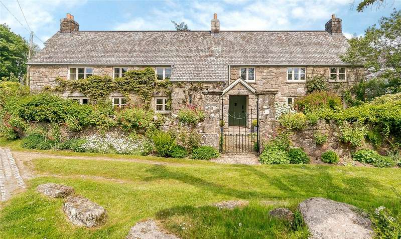 5 Bedrooms Detached House for sale in North Bovey, Newton Abbot, Devon