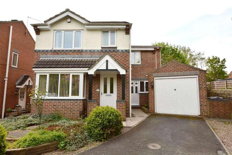 4 Bedrooms Detached House for sale in Fall Park Court, Leeds, West Yorkshire