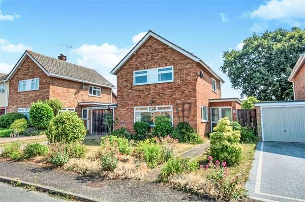 3 Bedrooms Detached House for sale in Chaplin Road, East Bergholt, Colchester, Suffolk