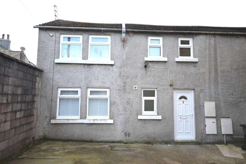 2 Bedrooms Flat for sale in Irving Street, Workington, CA14