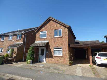 3 Bedrooms Link Detached House for sale in Milton Drive, Newport Pagnell, Milton Keynes, Bucks