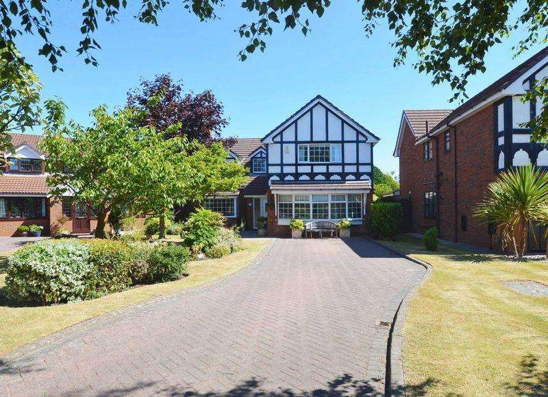 4 Bedrooms Detached House for sale in Furlong Lane, Poulton-Le-Fylde, FY6 7HQ