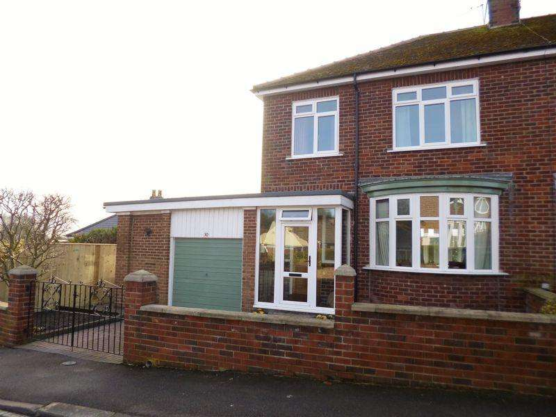 3 Bedrooms Semi Detached House for sale in Diamond Street, Shildon
