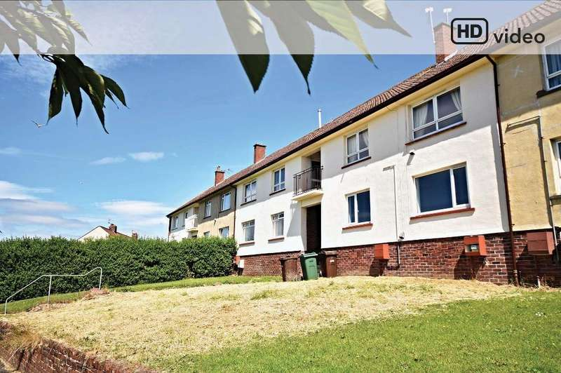 2 Bedrooms Apartment Flat for sale in Anderson Crescent, Ayr, South Ayrshire, KA7 3RL