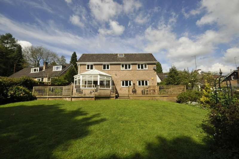 4 Bedrooms Detached House for sale in 15 Harewood Road, Holymoorside