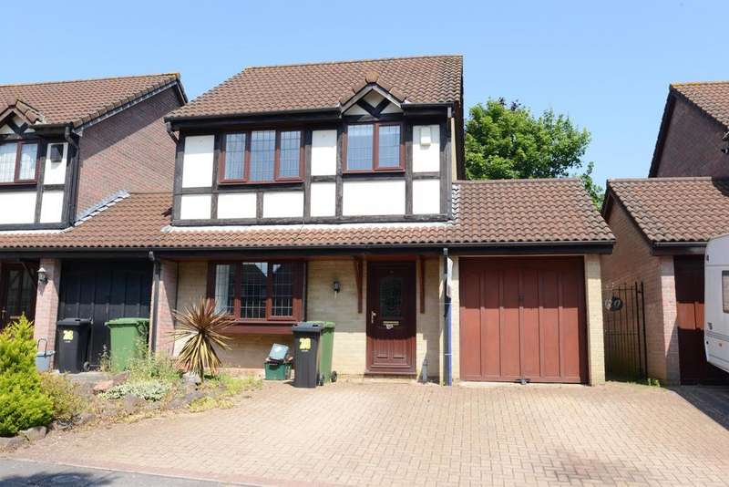3 Bedrooms Detached House for sale in Palmers Close, Barrs Court, Bristol, BS30 7SD