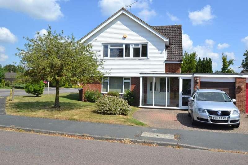 4 Bedrooms Detached House for sale in Fairmeadow, Winslow