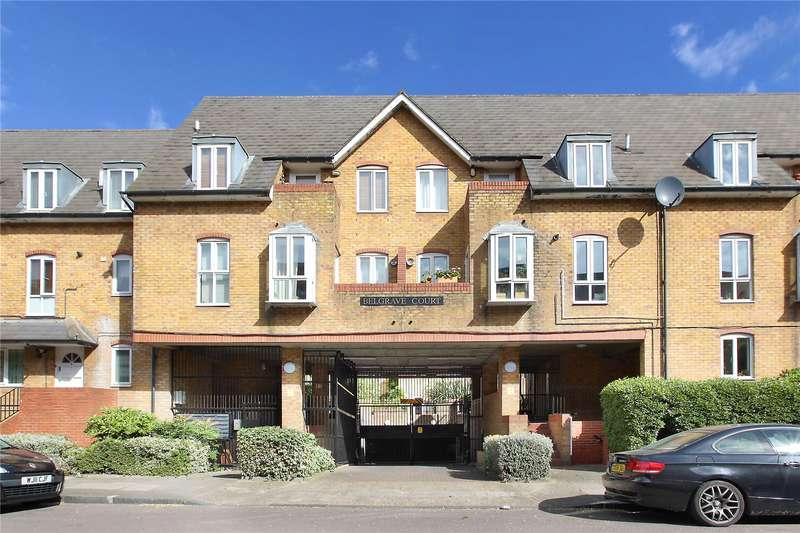 2 Bedrooms Flat for sale in Belgrave Court, Ascalon Street, Battersea, London, SW8