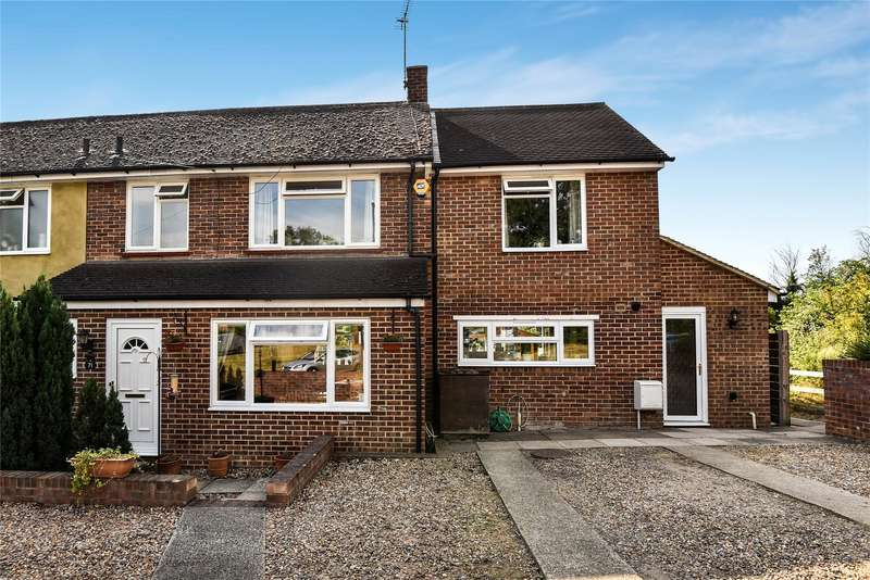 4 Bedrooms Semi Detached House for sale in Fane Way, Maidenhead, Berkshire, SL6