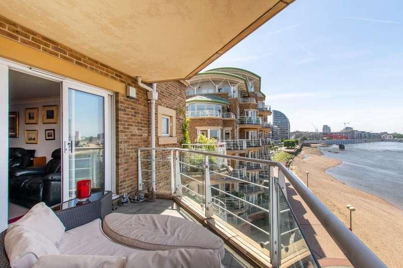 2 Bedrooms Flat for sale in Chatfield Road, Battersea, SW11