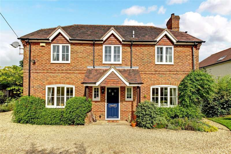 5 Bedrooms Detached House for sale in Woolton Hill, Newbury, Hampshire, RG20