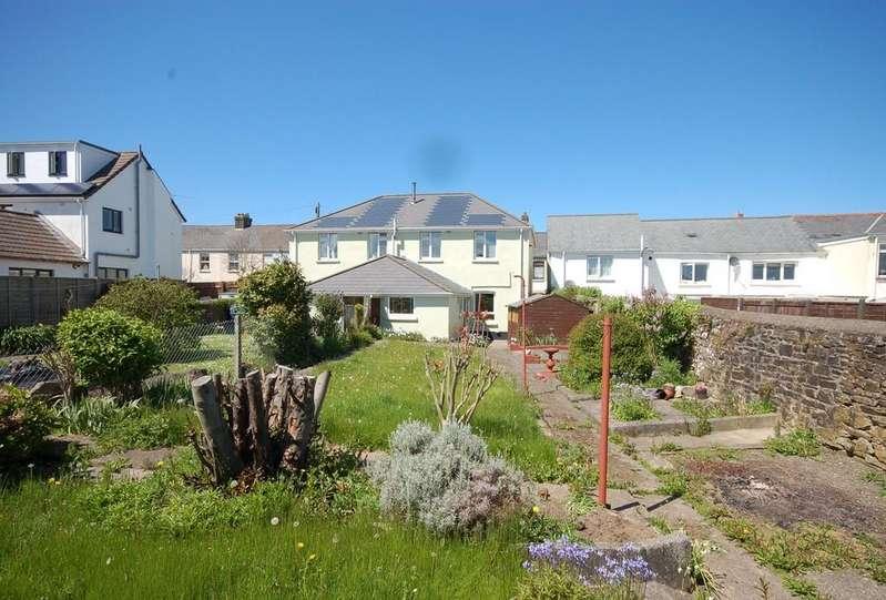 2 Bedrooms Semi Detached House for sale in Calf Street, Torrington