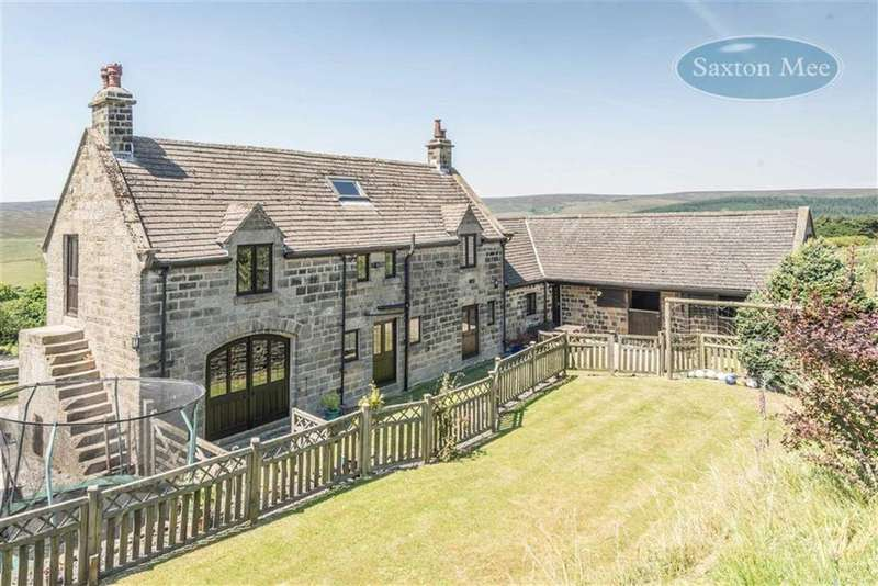 6 Bedrooms Detached House for sale in Sugworth Road, Bradfield Dale, Sheffield, S6
