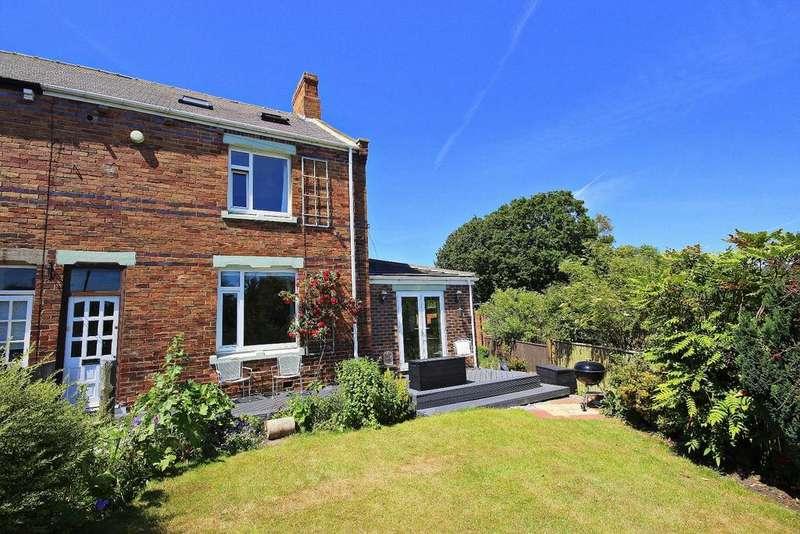 3 Bedrooms End Of Terrace House for sale in Pear Tree Terrace, Castle Dene, Chester Le Street