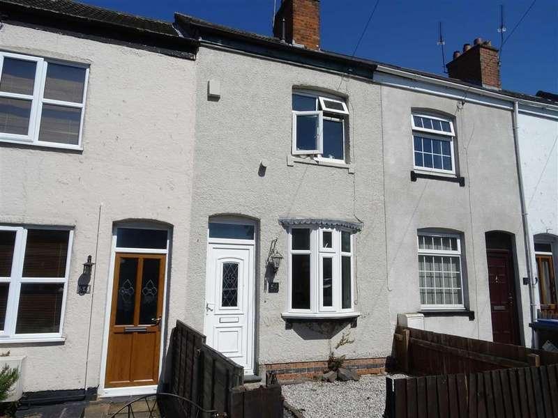 2 Bedrooms Terraced House for sale in Hinckley Road, Burbage