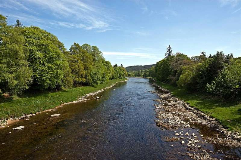 Land Commercial for sale in The Banchory Fishing Beat, Waterstone House, Banchory, Aberdeenshire