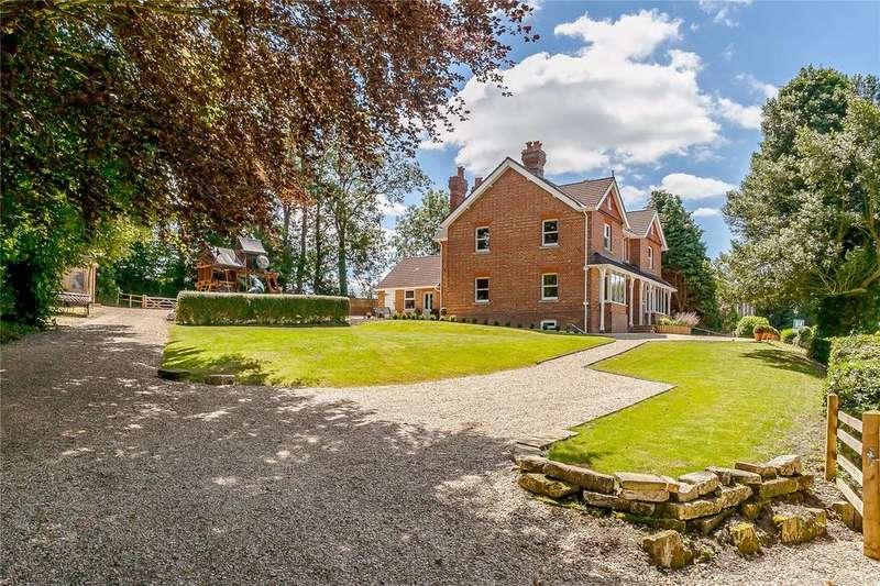 6 Bedrooms Detached House for sale in Devizes Road, Potterne, Devizes, Wiltshire