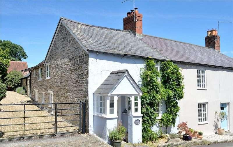 2 Bedrooms End Of Terrace House for sale in Gold Street, Stalbridge, Sturminster Newton, Dorset