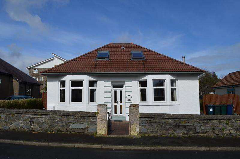 4 Bedrooms Bungalow for sale in Dixon Avenue, Kirn, Dunoon, PA23 8NA