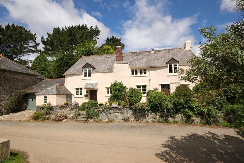 4 Bedrooms House for sale in Kernborough, Kingsbridge, Devon, TQ7