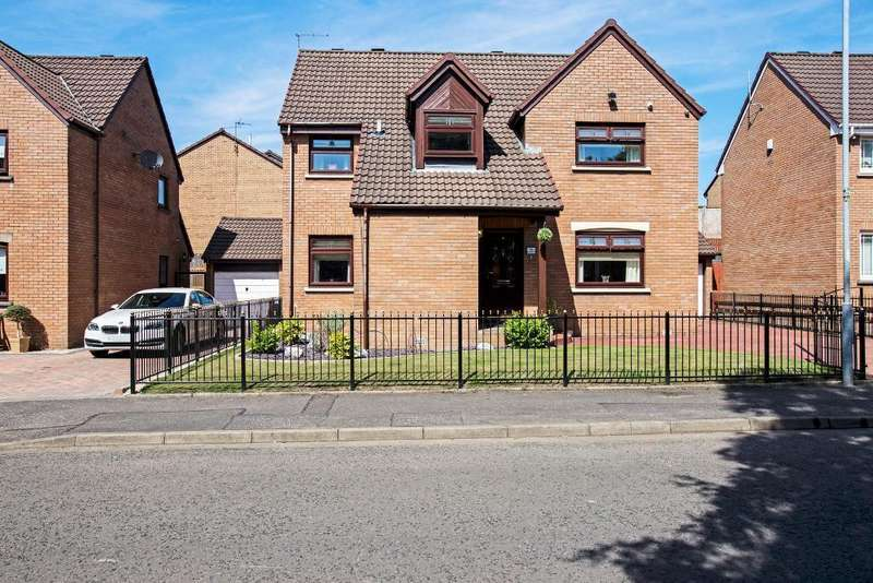 4 Bedrooms Detached House for sale in Micklehouse Road, Baillieston, Glasgow, G69 6TG