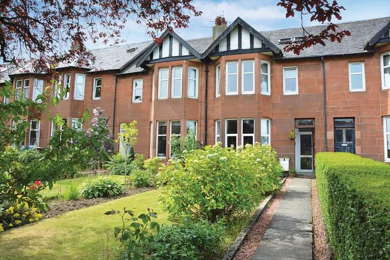 5 Bedrooms Terraced House for sale in Eastwoodmains Road, Clarkston, Glasgow, G76