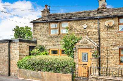 2 Bedrooms Cottage House for sale in Cotton Row, Manchester Road, Clowbridge, Burnley, BB11