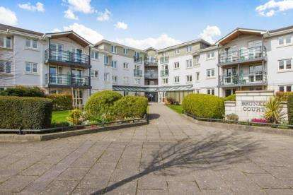1 Bedroom Retirement Property for sale in Brunel Court, 4 Harbour Road, Bristol