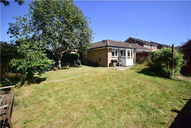 1 Bedroom Bungalow for sale in Long Close, Downend, BRISTOL, BS16 2UF