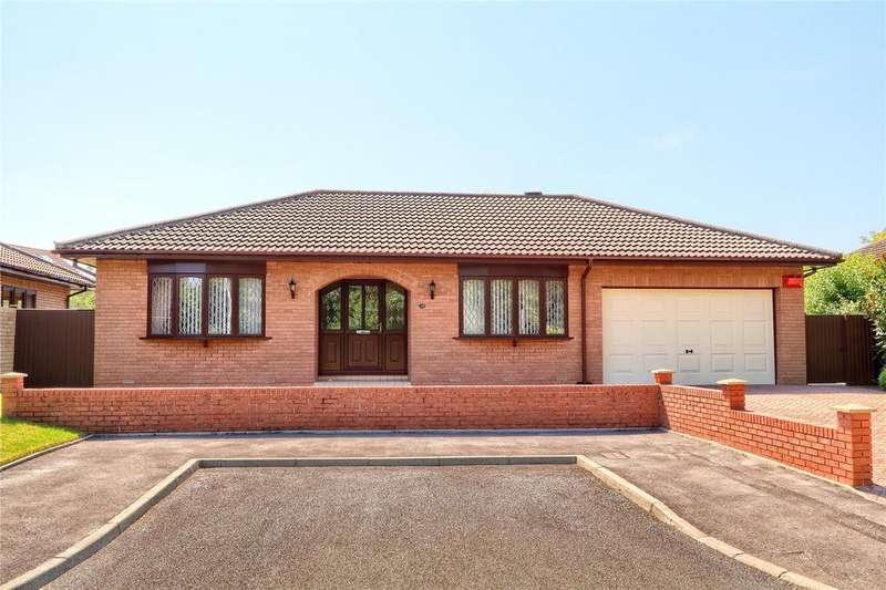 3 Bedrooms Detached Bungalow for sale in Okehampton Drive, Marton