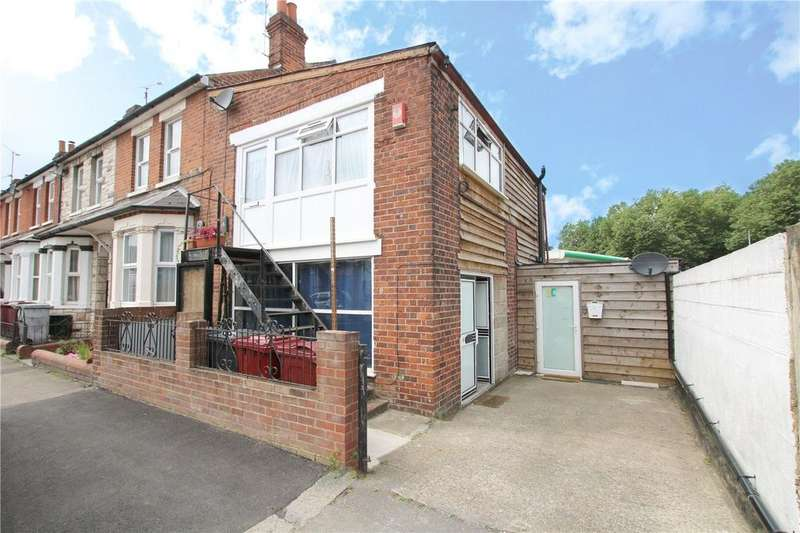 1 Bedroom End Of Terrace House for sale in Randolph Road, Reading, Berkshire, RG1
