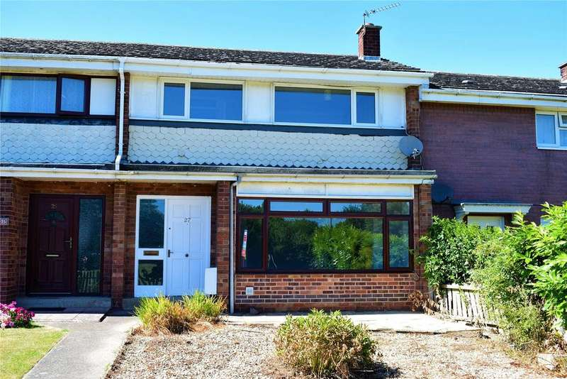 3 Bedrooms House for sale in Aisby Walk, Gainsborough, Lincolnshire, DN21