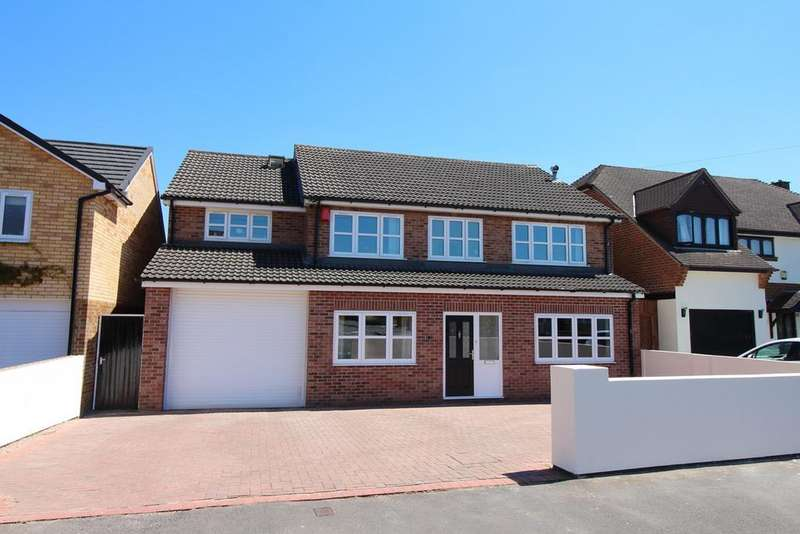 6 Bedrooms Detached House for sale in Philip Avenue, Nuthall, Nottingham, NG16