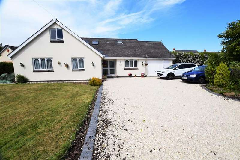 4 Bedrooms Detached Bungalow for sale in Houghton, Milford Haven