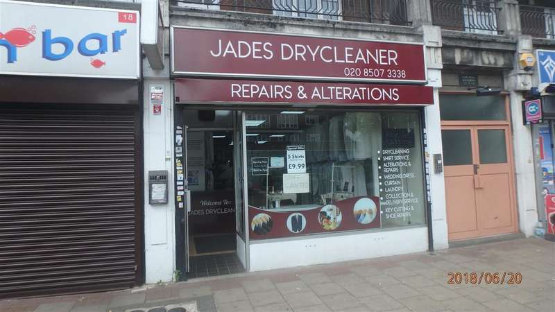 Commercial Property for sale in LONDON - DRY CLEANING UNIT