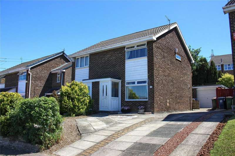 2 Bedrooms Semi Detached House for sale in Meadowgate, Eston