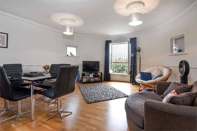 2 Bedrooms Flat for sale in Trocette Mansions, 249 Bermondsey Street, LONDON, SE1