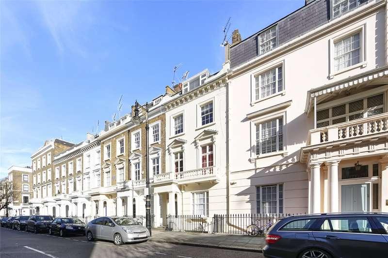 2 Bedrooms Flat for sale in Cambridge Street, Pimlico, London, SW1V
