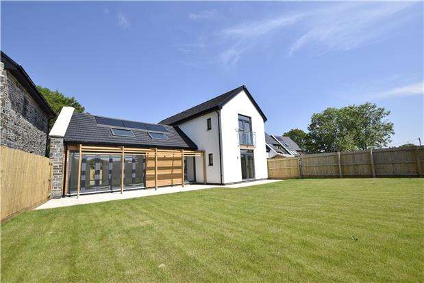 3 Bedrooms Detached House for sale in Sheep field gardens - Plot 5, Portishead, Bristol, BS20 6QL
